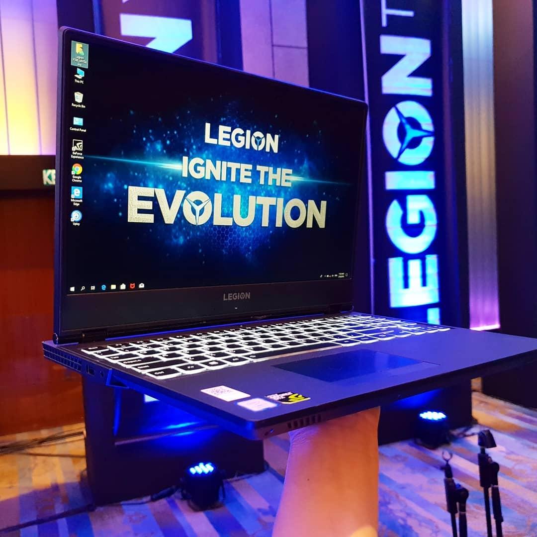 SKU dan Harga Lenovo Legion Y530 yang Dijual di Indonesia