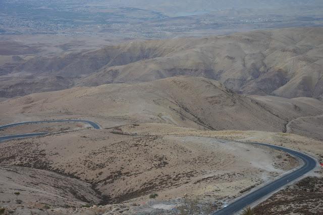 Vue du Mont Nébo