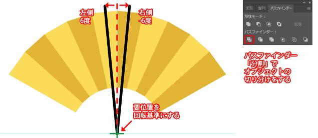 扇子の改造2