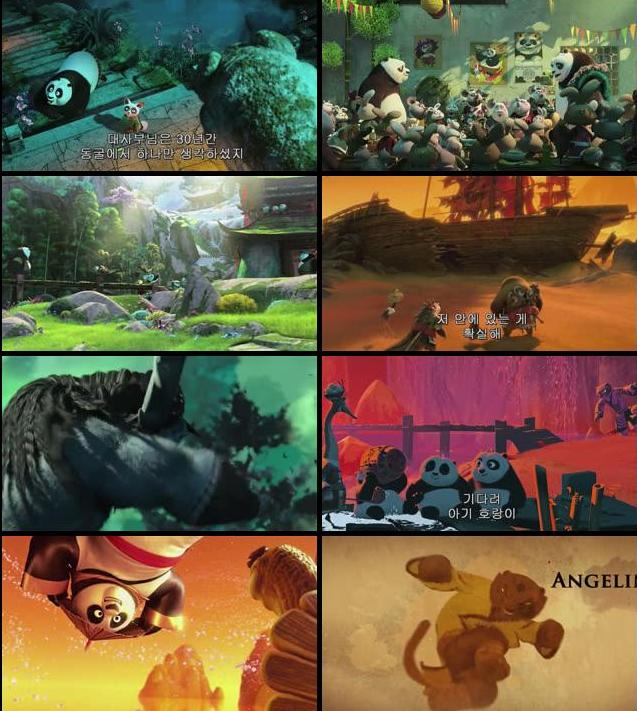 Kung Fu Panda 3 2016 English 720p HC HDRip 700mb