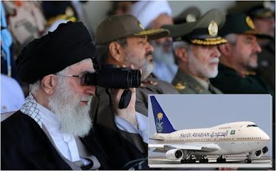 Iran Rencanakan Peledakan Pesawat Penumpang Arab Saudi