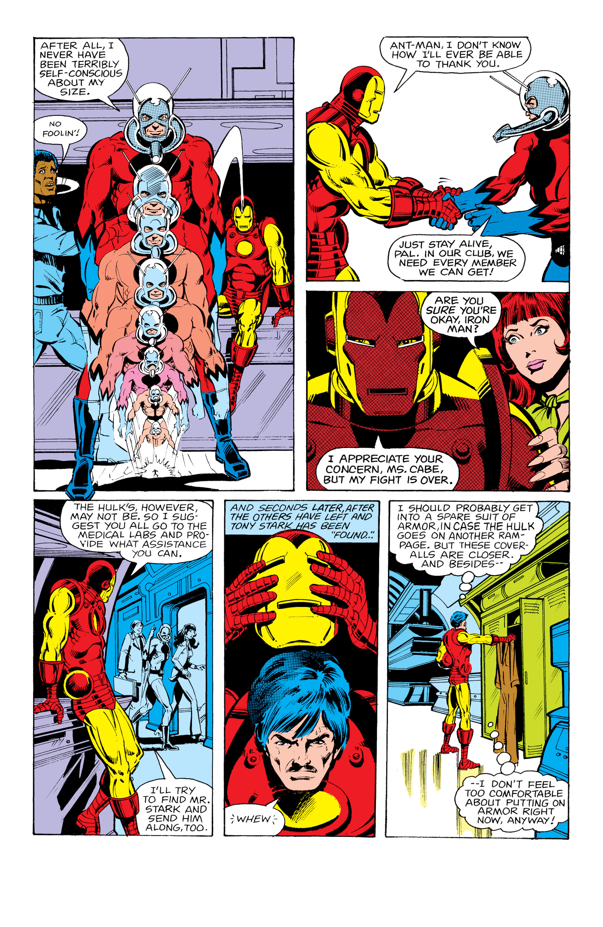 Read online Ant-Man comic -  Issue #Ant-Man _TPB - 96