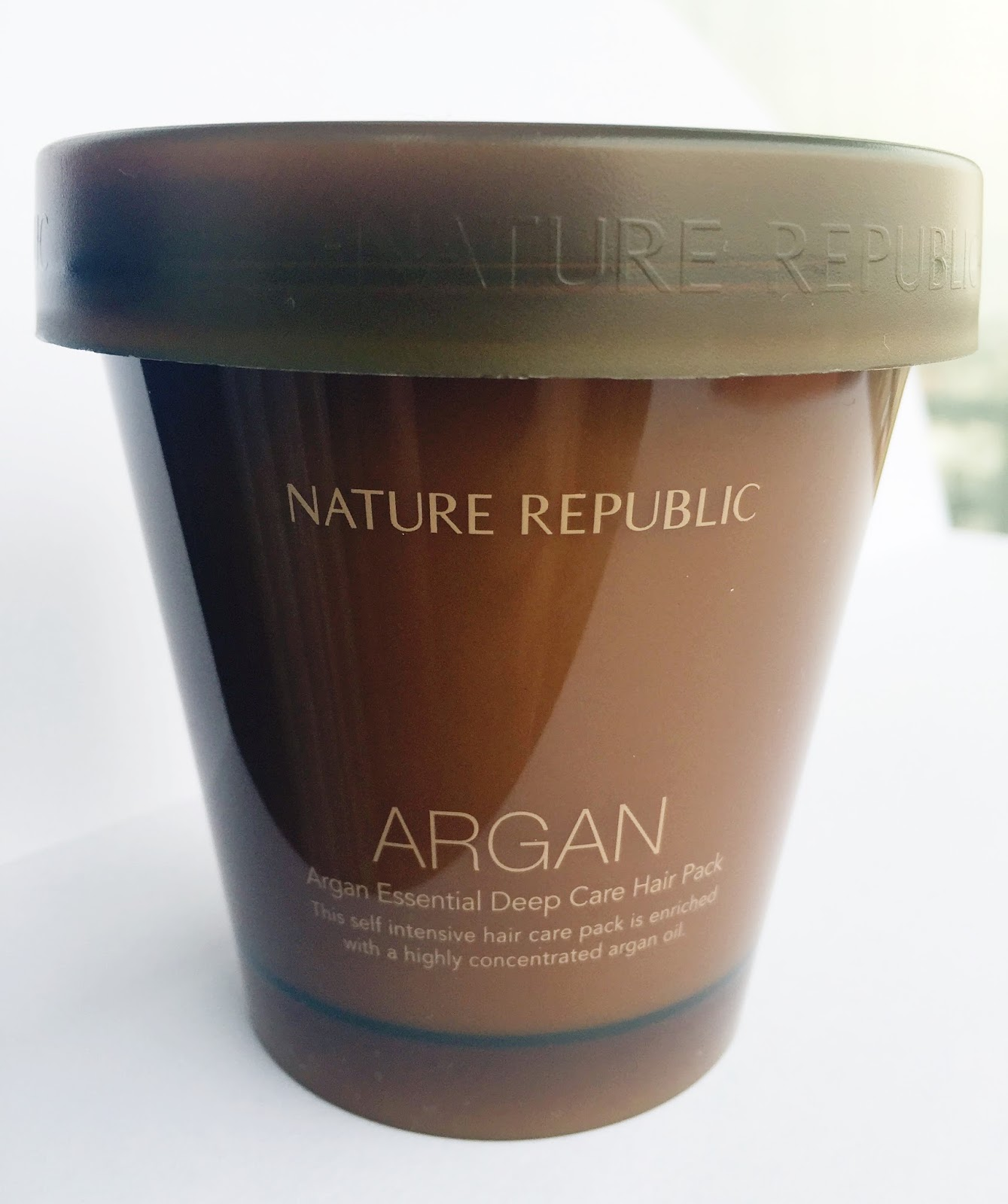Nature Republic Argan Oil Hair Mask