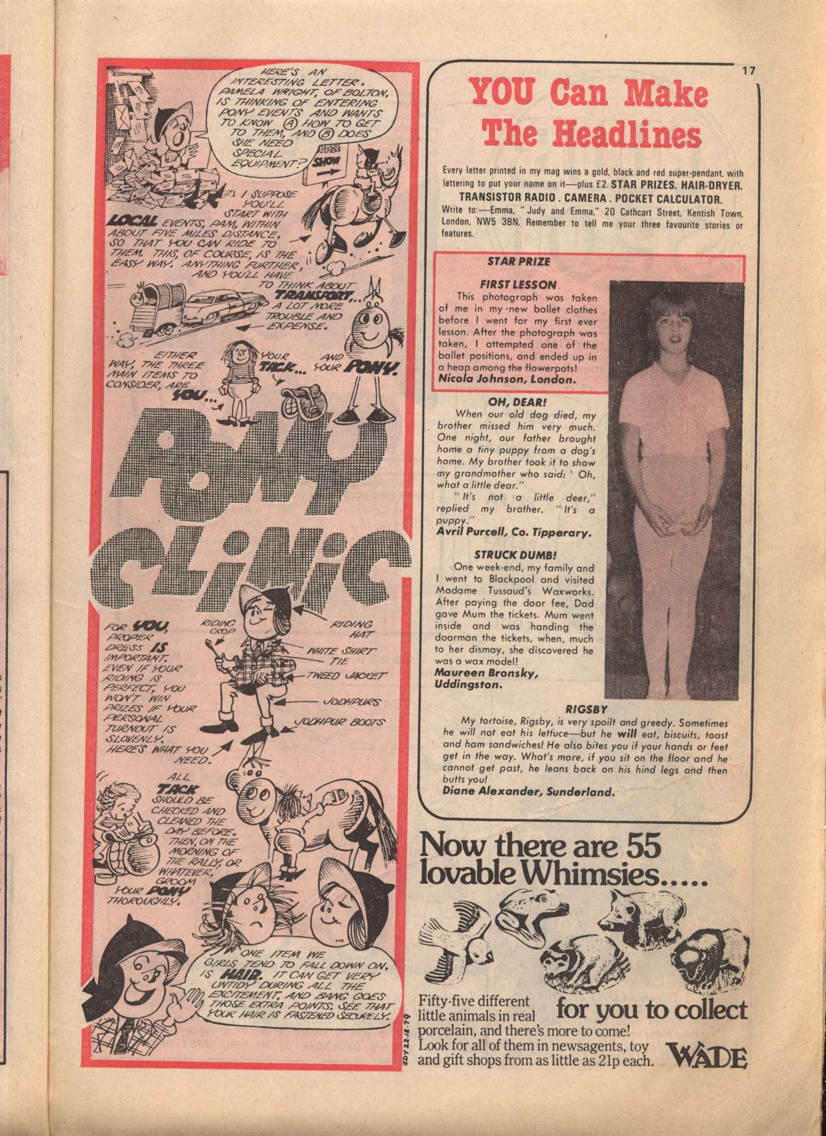 Read online Judy comic -  Issue #1041 - 17