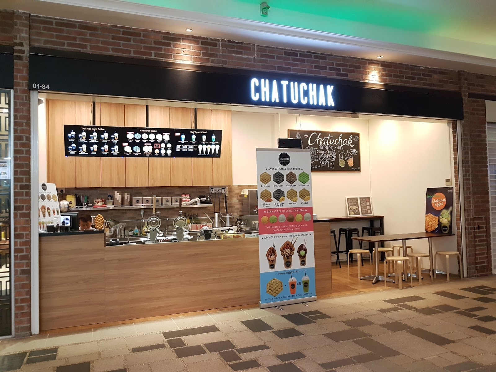 Chatuchak Thai Milk Tea & Coffee
