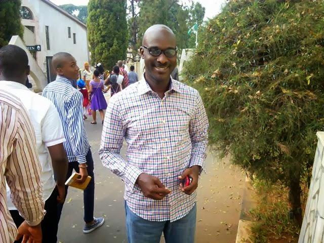 Chris Kehinde Nwandu