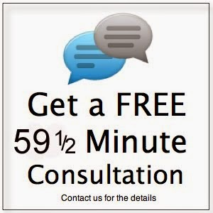 FREE 59 1/2 MINUTE CONSULTATION