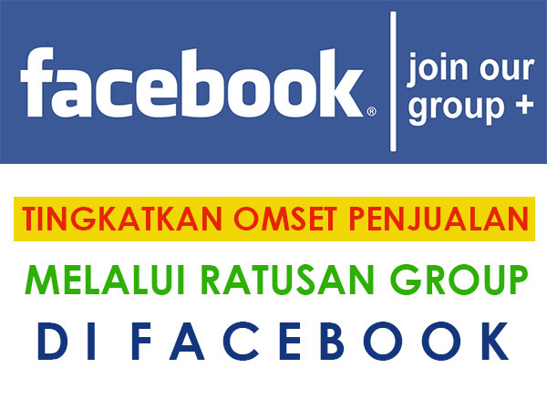 Promosi Melalui Group Di Facebook
