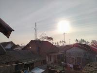sunrise..Hasil Kamera Hisense Pureshot