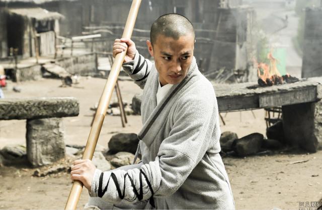 Hình ảnh phim Thiếu Lâm Vấn Đạo