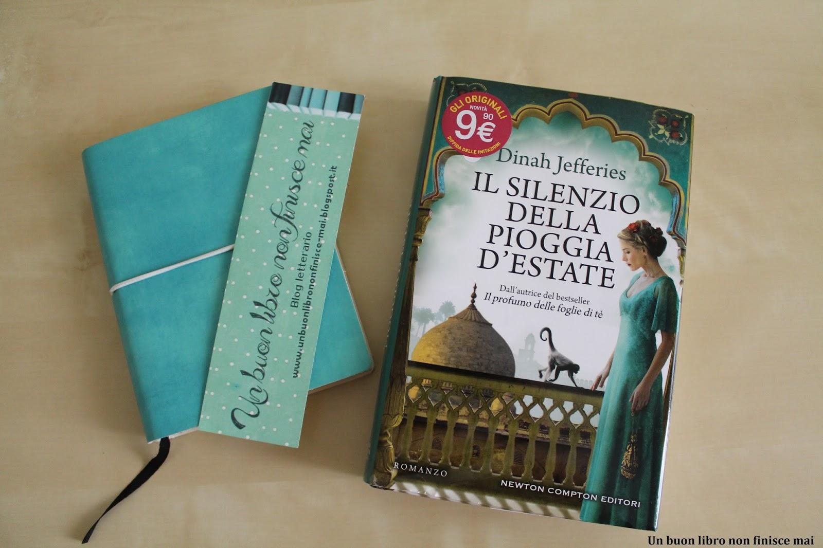 Un buon libro non finisce mai recensione il silenzio for Cabine di querce reali amano va