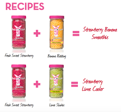 Pink Zebra Scent Recipes for Fresh Sweet Strawberry Sprinkles