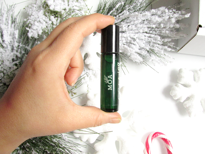 Unboxing: LoveLula November Box - MOA - Magic Organic Apothecary - Single Shot Fortifying Green Bath Potion - 10ml - £2.75
