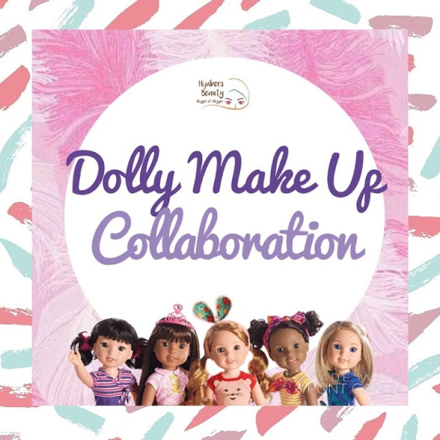 DOLLY MAKEUP COLLABORATION WITH HIJABERS BEAUTY BVLOGGER