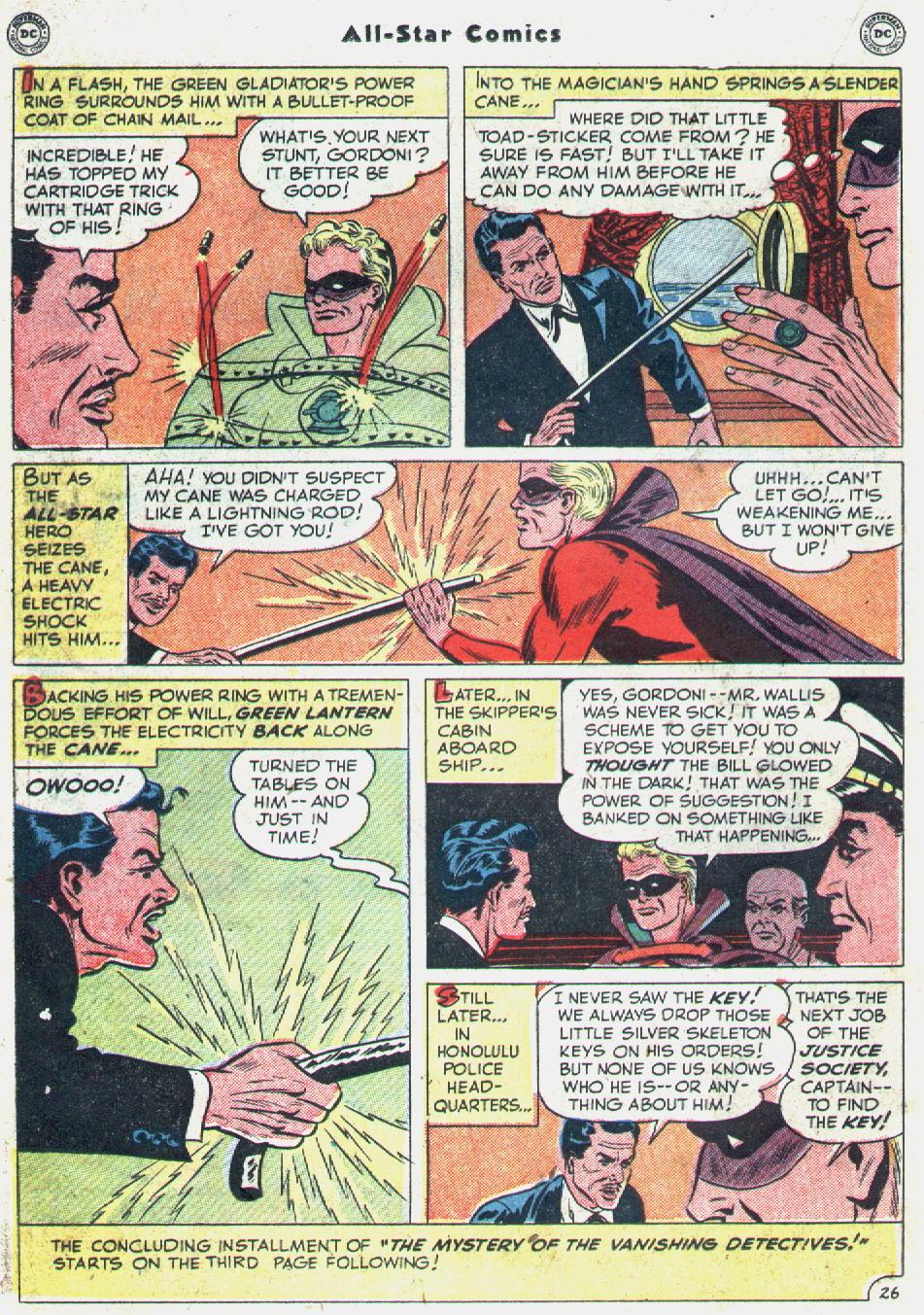Read online All-Star Comics comic -  Issue #57 - 32