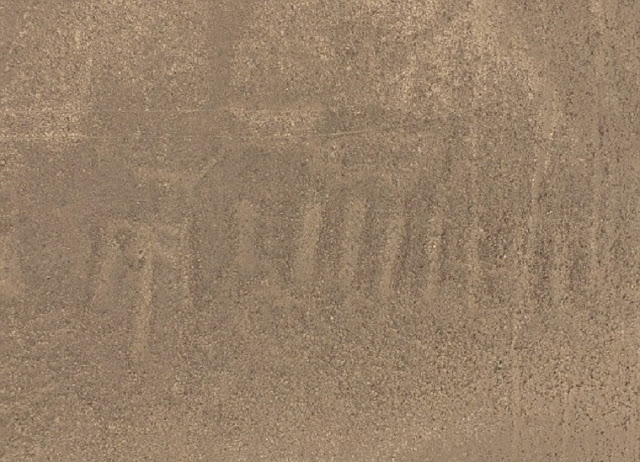 New geoglyph discovered in Nazca desert