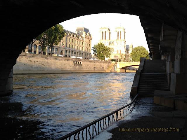 Recomendaciones para viajar a París