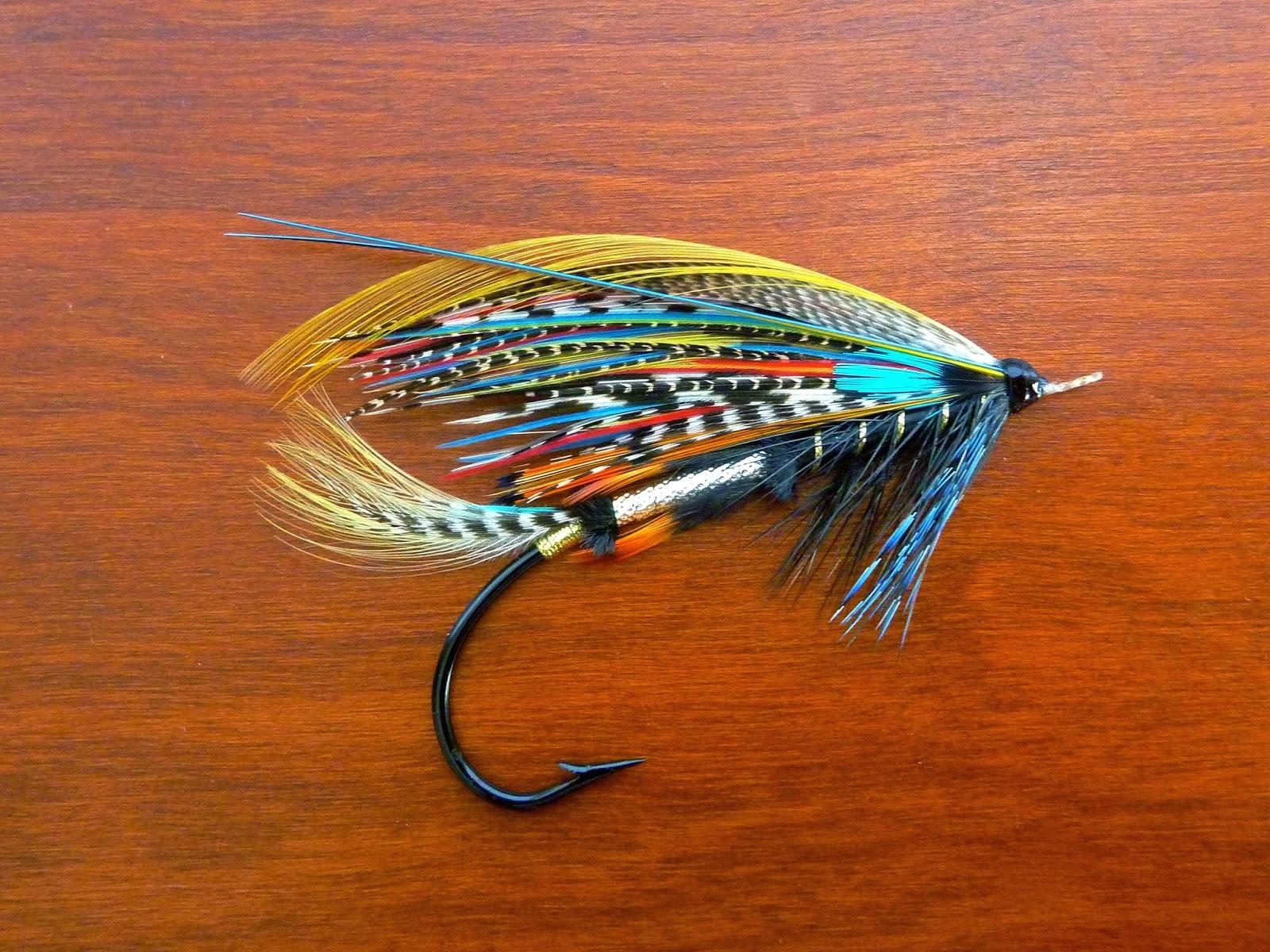 Atlantic Salmon Flies: November 2013 Atlantic Salmon Fly Tying Patterns