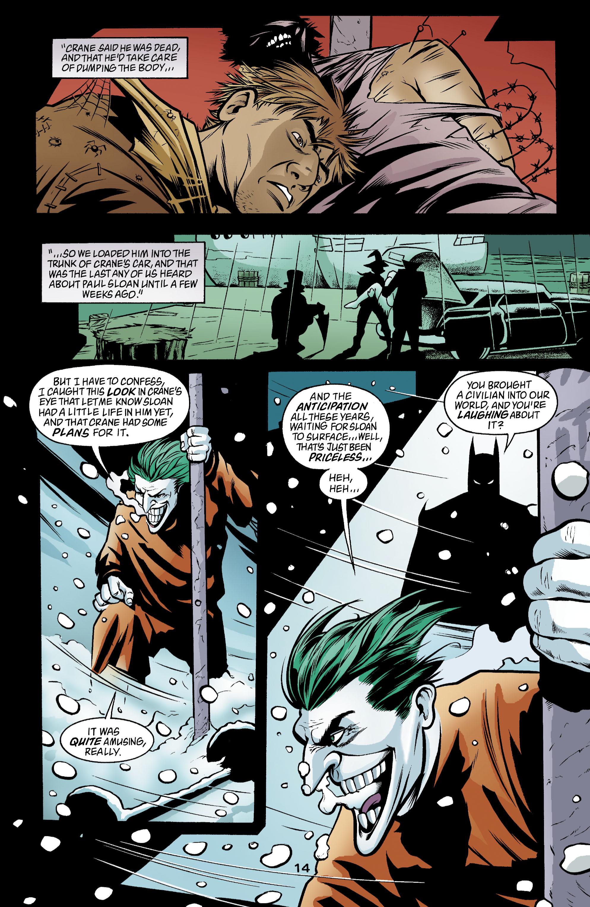 Detective Comics (1937) 781 Page 14