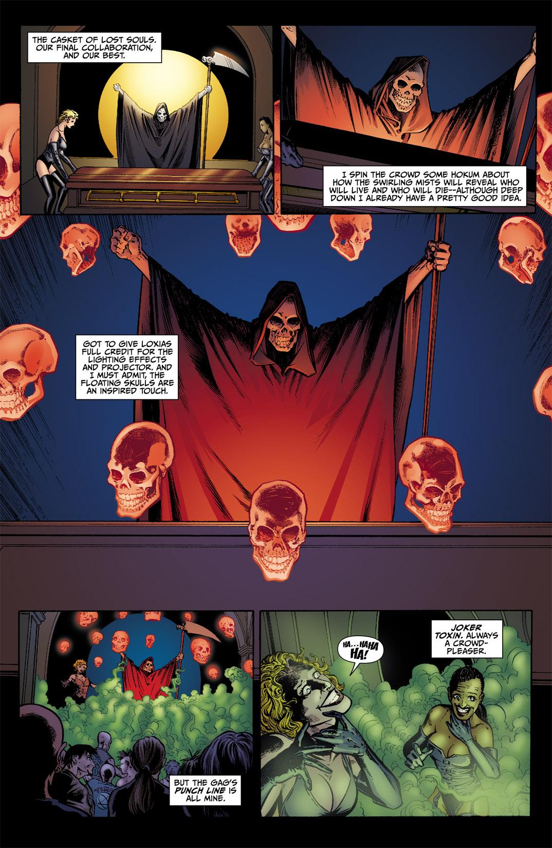 Detective Comics (1937) 834 Page 14
