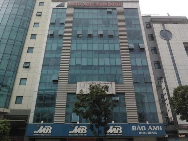Tòa nhà văn phòng Bảo Anh Building