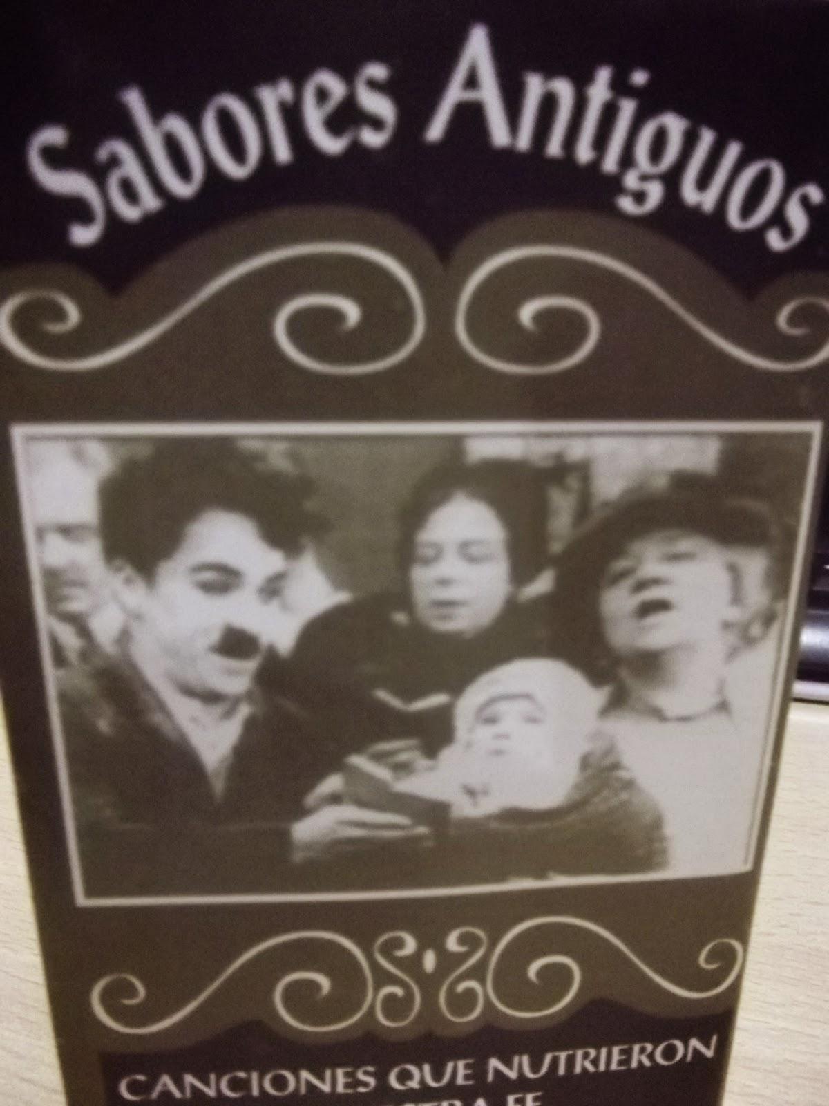 Sabores Antiguos-Canciones Que Nutrieron Nuestra Fe-