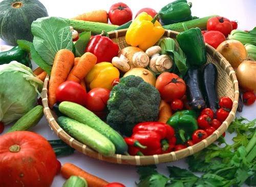 Sayuran Berpigmen