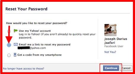 Facebook forgotpassword - Jason-Queally