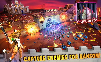 Download Game Lords Mobile APK MOD VIP Feature
