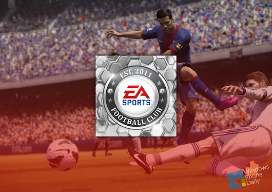 FIFA 14 'Football Club' companion app now available for Windows Phone 8 | Windows Phone Daily