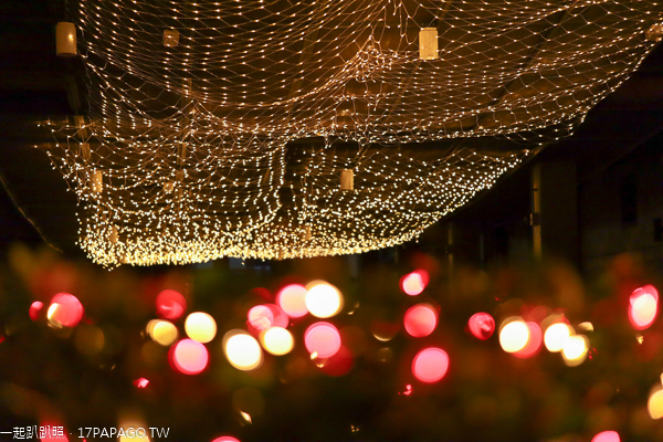 台中文資藝術燈節1/18-2/29,四大主題燈區還有主燈秀超漂亮