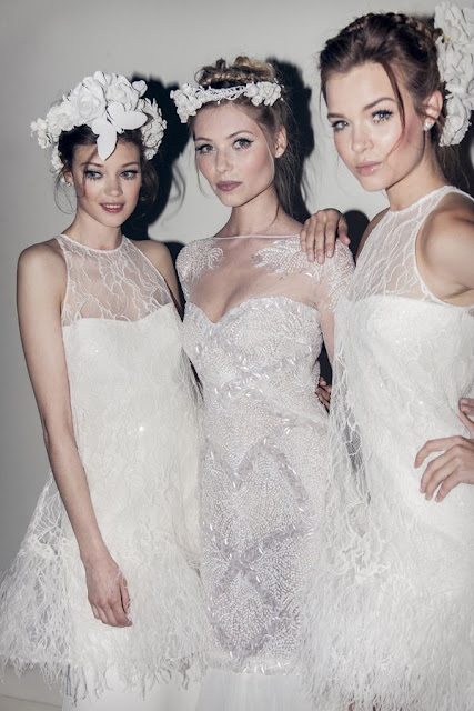 elie saab bridal - cool chic style fashion
