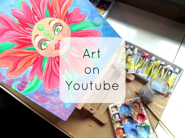 inspiring art videos on youtube