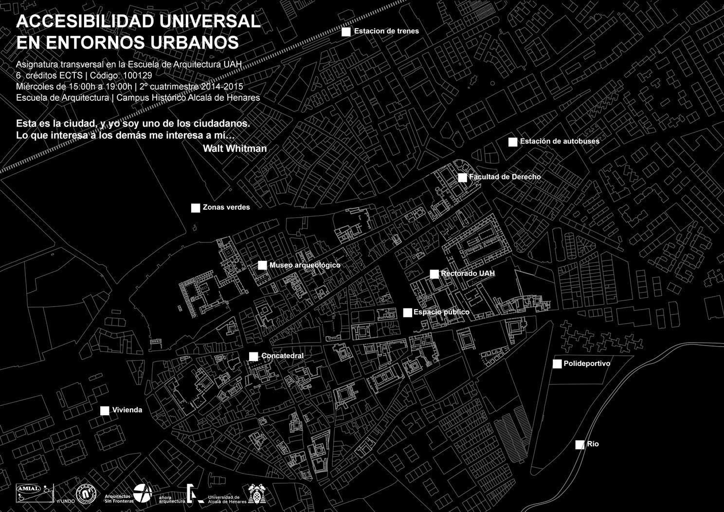 Asf Madrid Nueva Asignatura Accesibilidad En Entornos