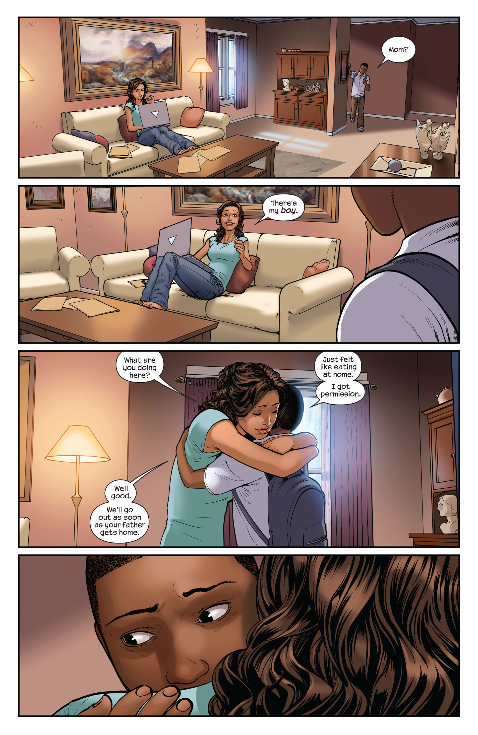 Read online Ultimate Comics Spider-Man (2011) comic -  Issue #12 - 8
