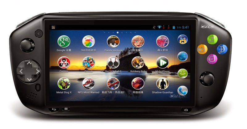 Deen0X's Reviews: [REVIEW] Phablet-Console Much i5 (Quad