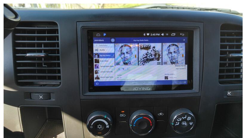 Joying head unit review: Feedback for JOYING Car radio ...