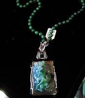 imperial jadeite necklace
