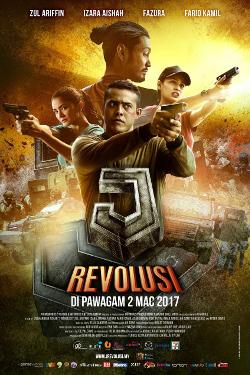 Tonton J Revolusi Full Movie 2017 - Lakonan Zul Arifin dan Farid Kamil