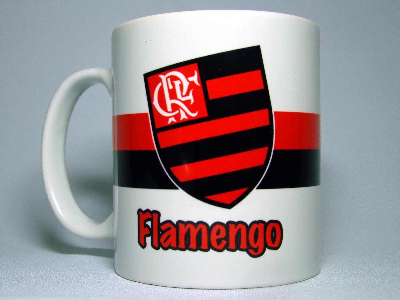 Ok! Criações  Caneca do Flamengo 9aadafba92830