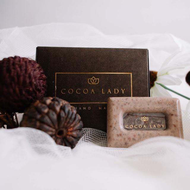 Sabun Cocoa Lady Rahsia Wanita Cantik 3 Dalam 1