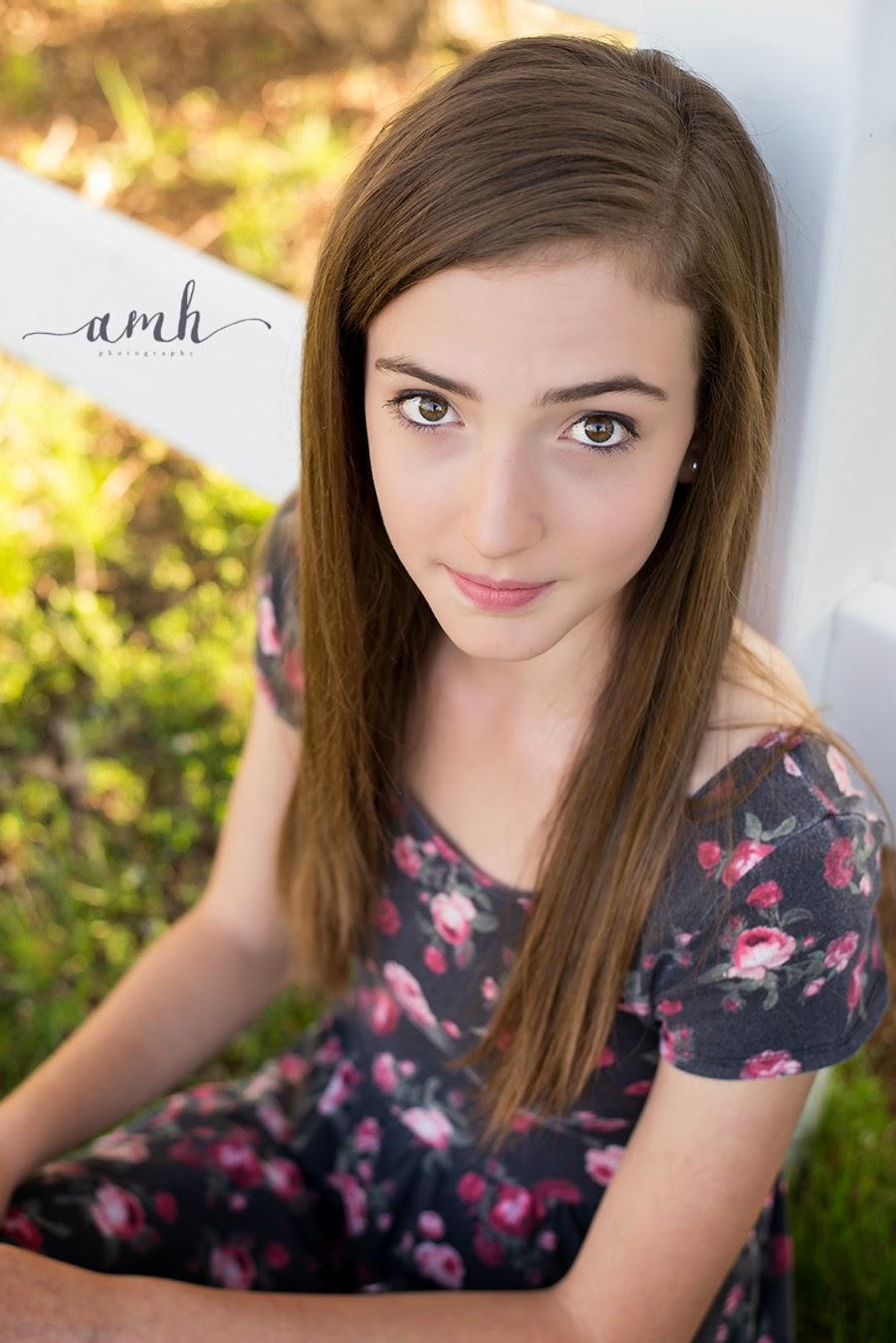 Winston-Salem Teen Photography