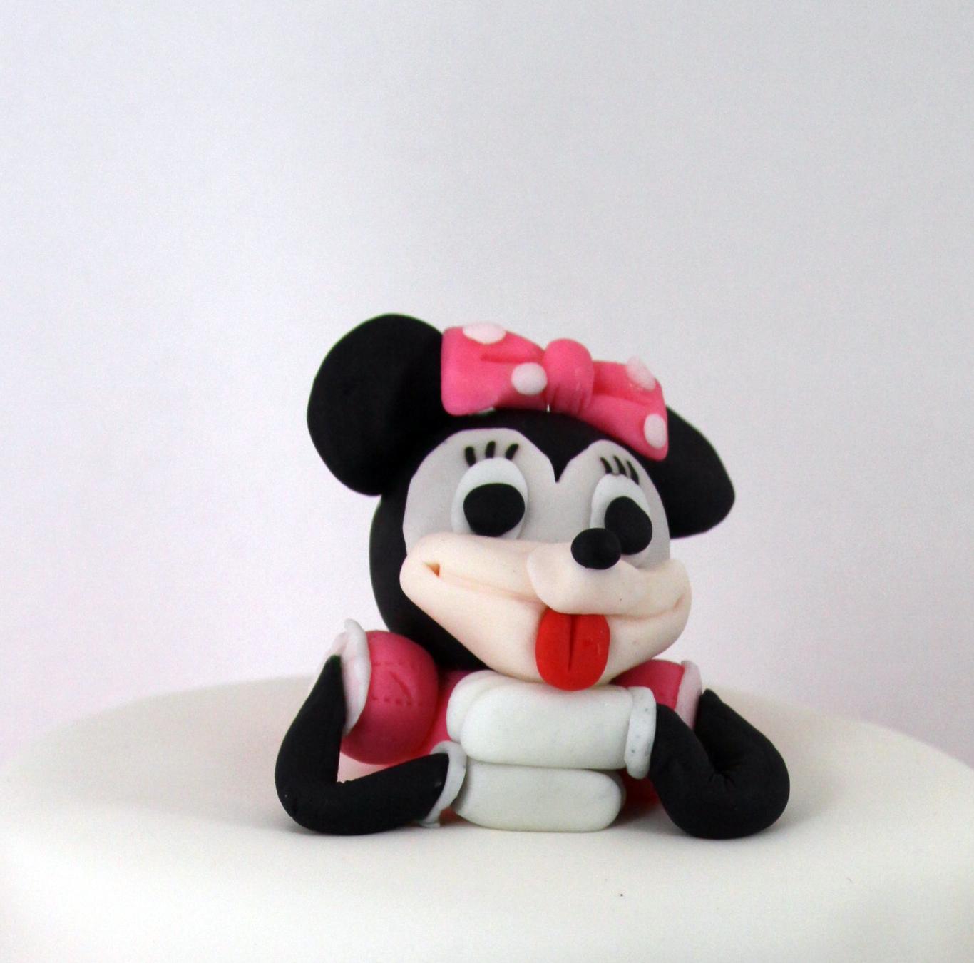 Tastefully Done Mini Mouse Cake