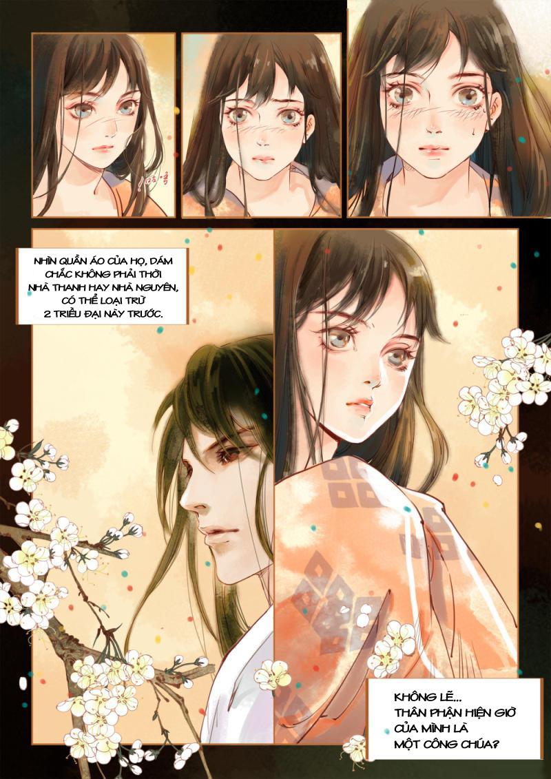 Phượng Tù Hoàng Chapter 1 - Trang 12