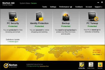 Symantec norton security deluxe 5 devices 60 days free trial.