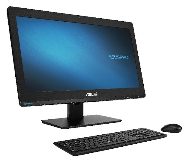 Review ASUS AiO A6420, PC All-in-One untuk Bisnis Layanan Jasa