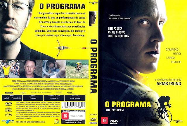 Capa DVD O Programa (Oficial)