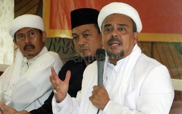 FPI Siapkan Bela Islam Jilid III, Habib Rizieq: Daerah Harus Terus Berkobar