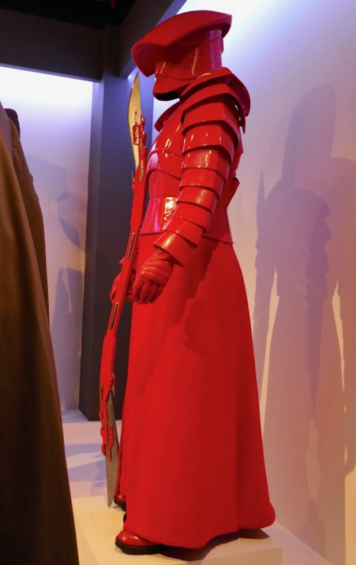 Praetorian Guard costume Star Wars Last Jedi