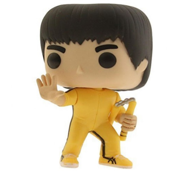 Bruce Lee - Game of Death | Funko Pop Review